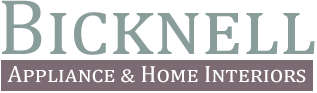 Bicknell Appliance & Home Interiors Logo